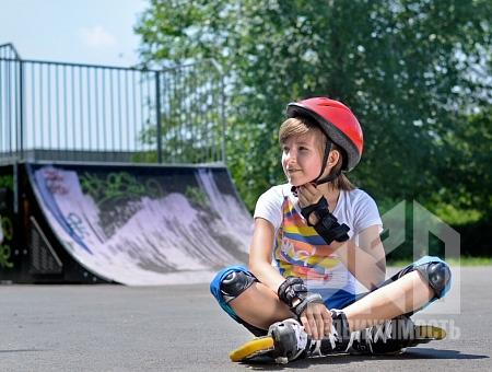 В парке 50 – летия Октября заработает скейт – парк