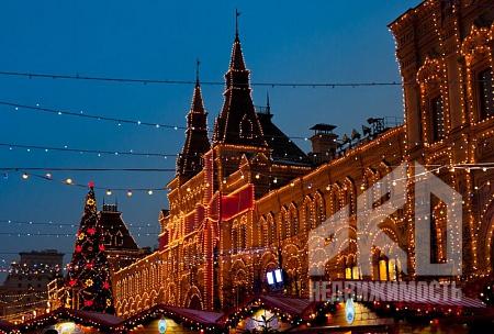 Куда сходить в Москве в выходные 23 и 24 декабря Путешествие в Рождество начинается