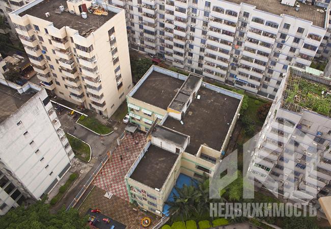 В Балашихе выставлено на продажу больше всего квартир в Подмосковье