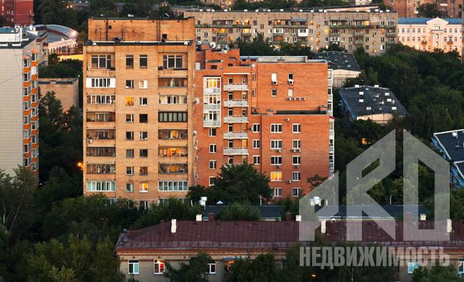 Объем предложения на вторичном рынке Москвы в мае сократился на 5