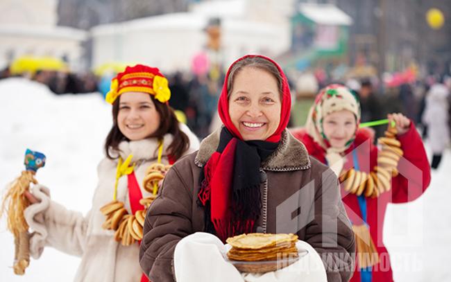 Экскурсии про масленицу стартуют в Москве 9 февраля