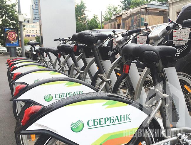 Новые точки велопроката могут появиться около станций МЦК