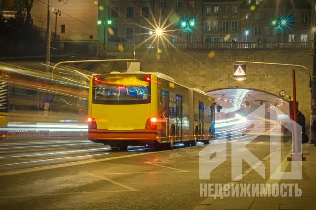 С нового года в Москве уберут турникеты в трамваях и автобусах