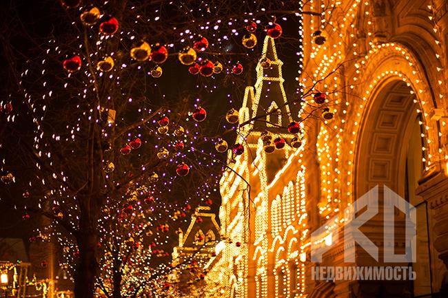 На площадках фестиваля Путешествие в Рождество установят 12 спортобъектов