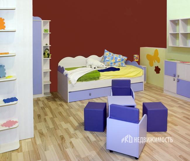 Фото дизайн детской комнаты для мальчика