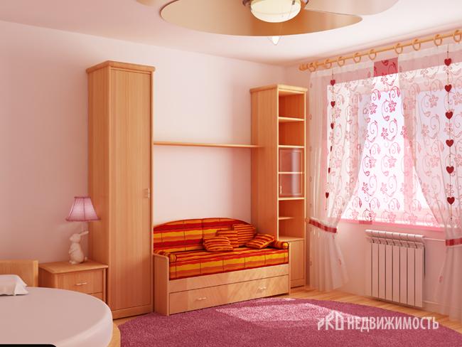 Детские комнаты для девочки и мальчика дизайн