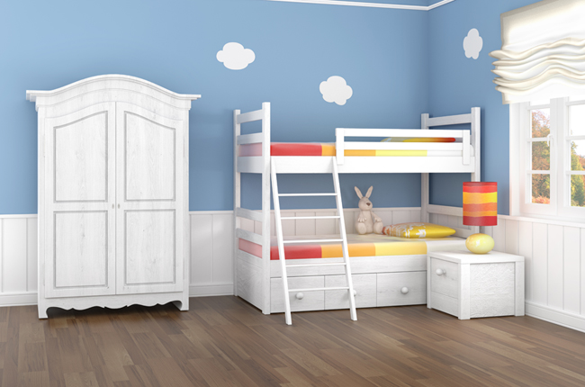 Дизайн игровой детской комнаты фото