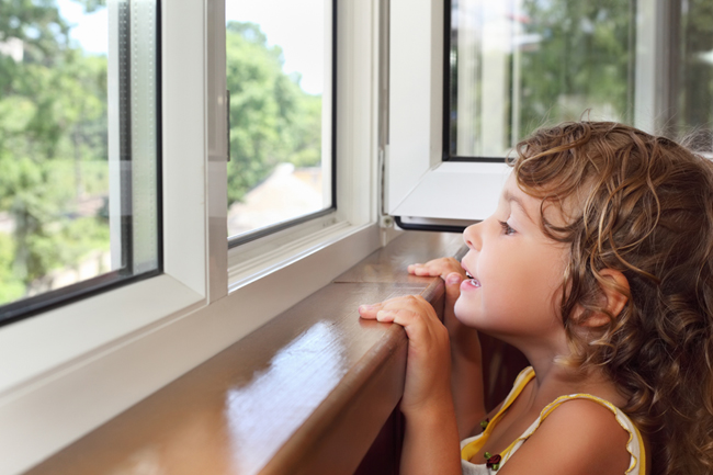 """Почему """"плачут"""" пластиковые окна"""