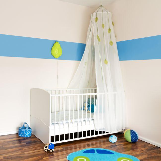 Дизайн детской для разнополых детей фото