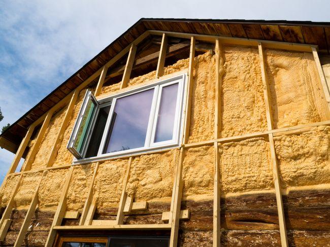 Утепление фасада частного дома стоимость