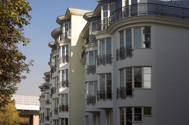 Технология строительства монолитных зданий подразумевает цельную основу здания