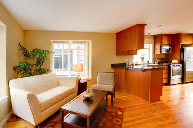 Интерьер квартиры в американском стиле фото