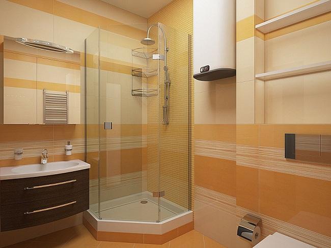 В ванной комнате нужно установить не менее трех электрических розеток, чтобы можно было подключить любое необходимое оборудование