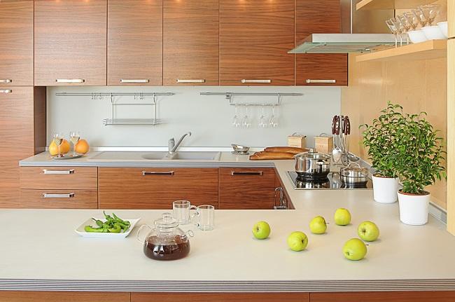 Кухонные фасады: красота и практичность